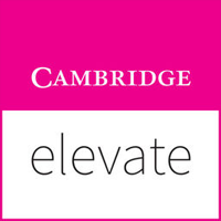 Logo for the Cambridge University Press Elevate platform